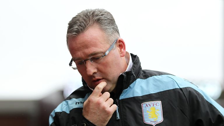 Paul Lambert: Not happy with loss to Chelsea