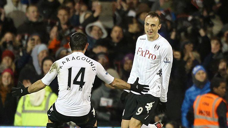 Dimitar Berbatov: Unpopular pick in Sky Sports Fantasy Football despite fine form