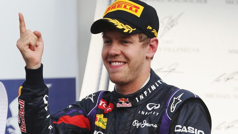 Sebastian Vettel: Admits his early Sakhir surge was crucial