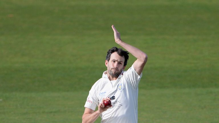 Graham Onions: Four wickets for Durham against Sussex