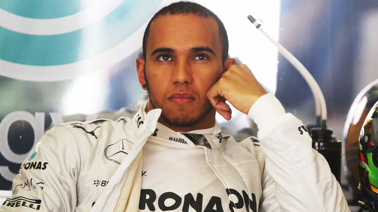 Lewis Hamilton: Feels he is in the hunt