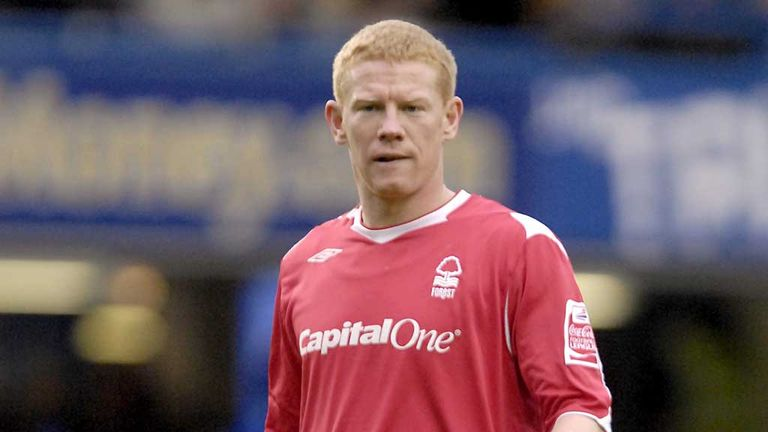 Gary Holt: During his playing days with Nottingham Forest