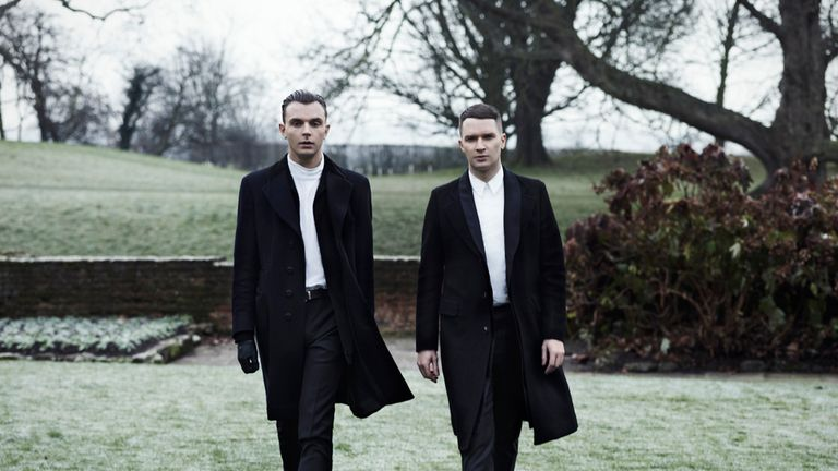 Hurts: Recently released second album 'Exile'