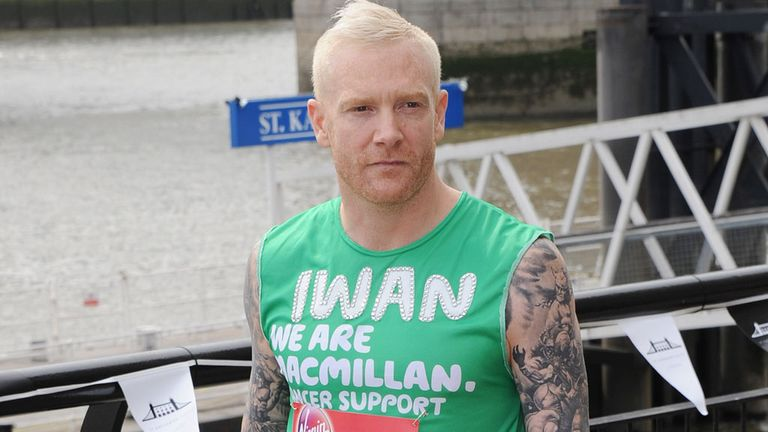 Iwan Thomas: Hopes the London marathon will still be well supported