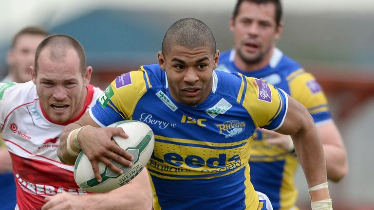 Kallum Watkins: Scored two tries in the win at Craven Park in April