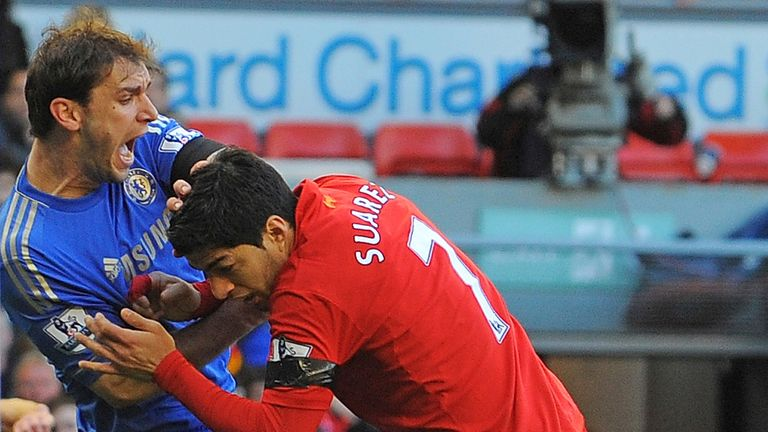Luis Suarez: Liverpool striker has apologised to Branislav Ivanovic