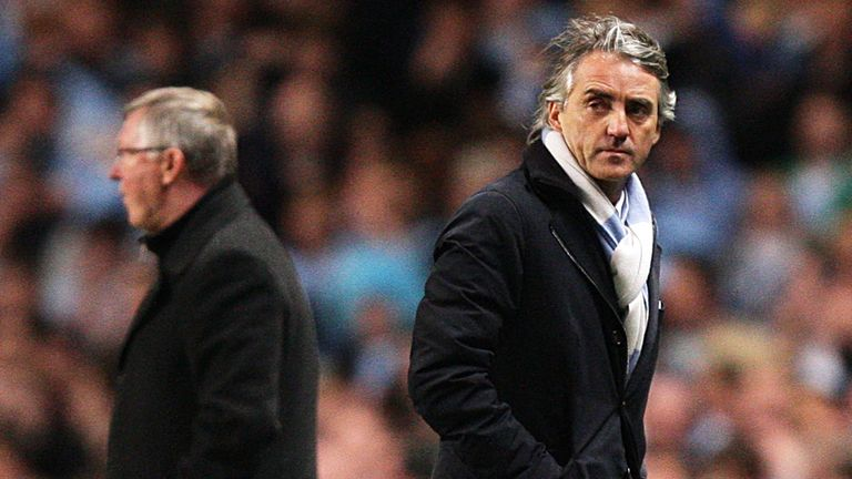 Roberto Mancini: We know we can beat United