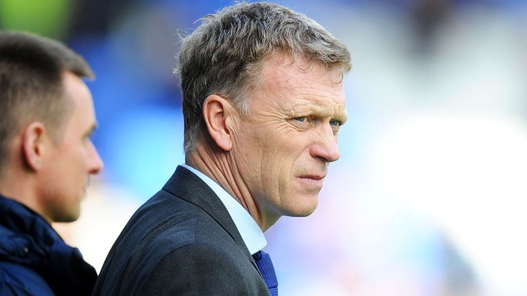 David Moyes: Everton manager has held talks with Bill Kenwright