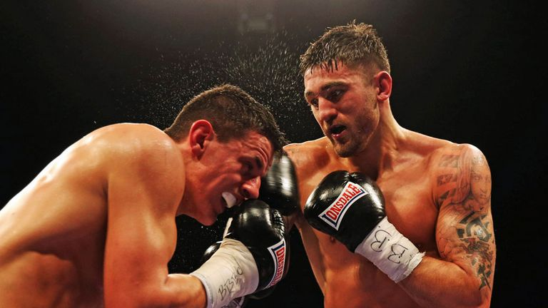 Nathan Cleverly: Out-worked and out-boxed Krasniqi