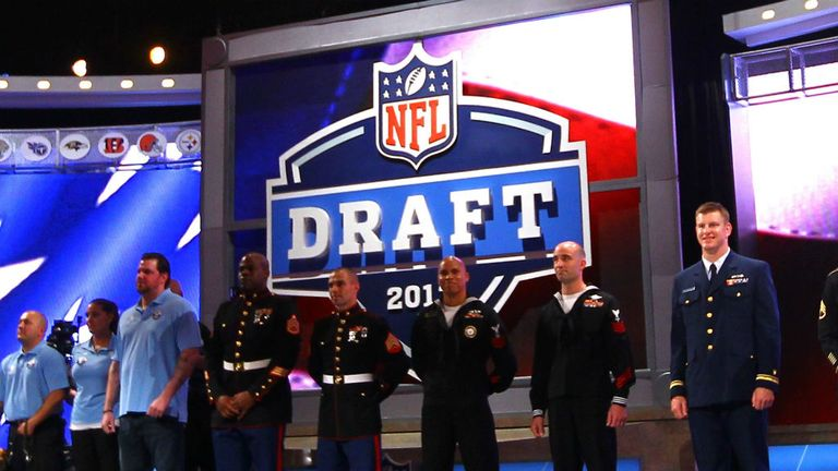 The NFL Draft 2012