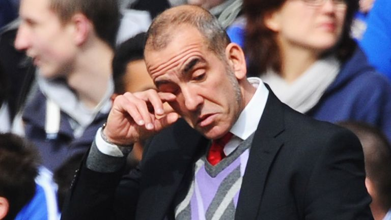Paolo Di Canio: Touched by reaction of Sunderland supporters at Chelsea