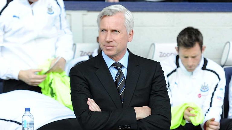 Alan Pardew: Refusing to point the finger of blame