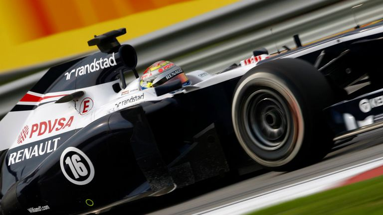 Williams: Looking to bounce back from a lacklustre start to 2013
