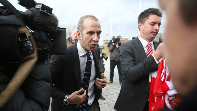 Paolo Di Canio: Kick It Out want a commitment from new Sunderland manager
