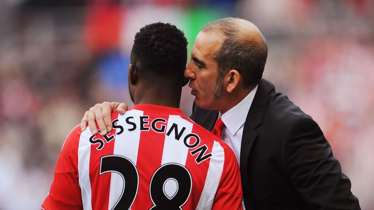 Stephane Sessegnon: Paolo Di Canio insists Benin international is not for sale