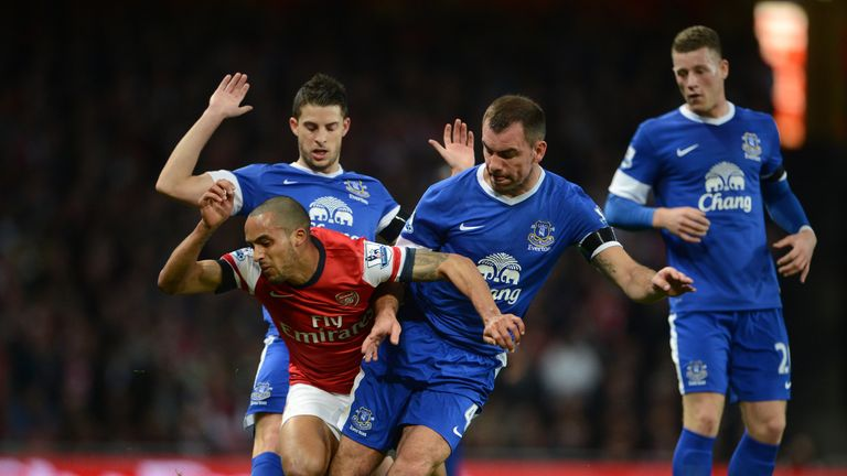 Theo Walcott: Arsenal winger optimistic of a top-four finish