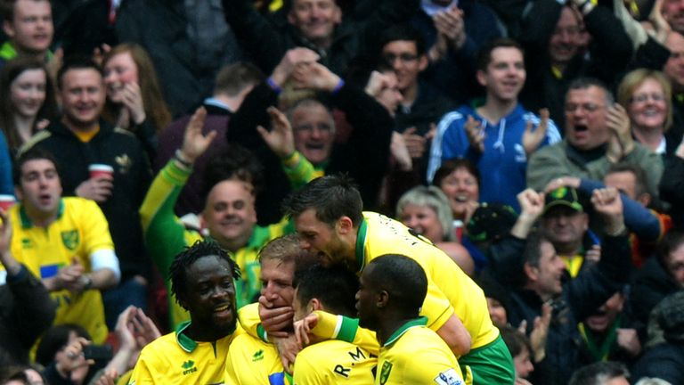 Will Norwich have plenty to celebrate in 2013/14?