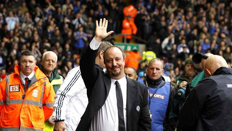 Rafa Benitez: Chelsea manager critical of amount of injury-time