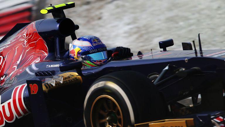 Daniel Ricciardo: Says he's ready to step up to Red Bull