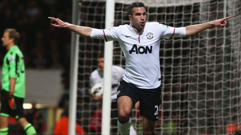 Robin van Persie: One of Manchester United's big signings this season