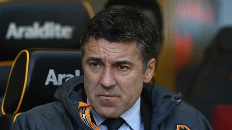 Dean Saunders: Sacked following Wolves' relegation from the Championship
