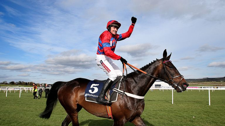 Sprinter Sacre could run at the Open Meeting