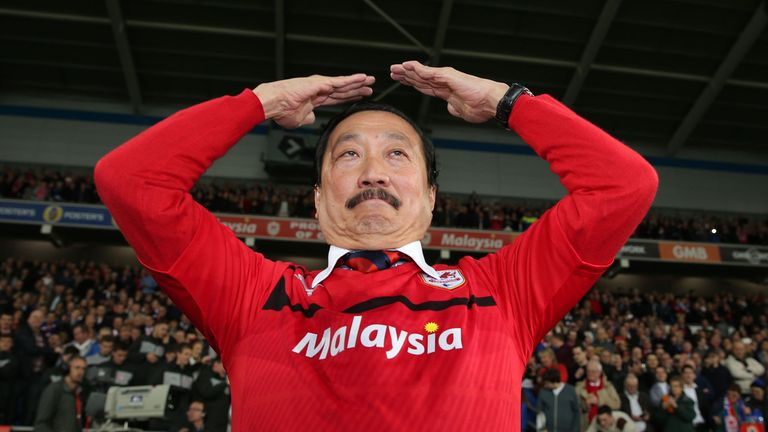 Vincent Tan: Hopes to reduce the club's debts