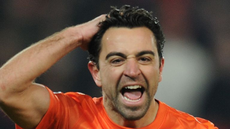 Xavi: Can help Barcelona squeeze past PSG