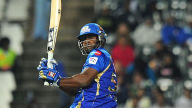 Dwayne Smith: Hit 62 as Mumbai won with a ball to spare