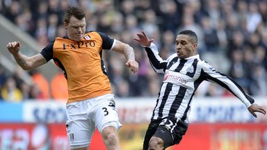 Sylvain Marveaux: Says Newcastle are not safe