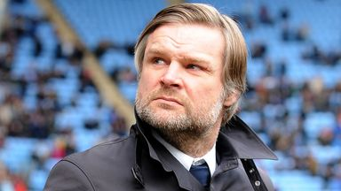 Steven Pressley: Excited by loan arrival