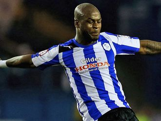Leroy Lita: Scored for Sheffield Wednesday