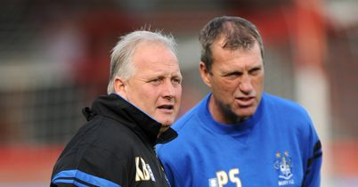 Kevin Blackwell: Hailed despite Bury's relegation