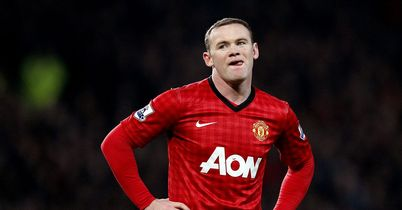 Wayne Rooney: Hoping for recall
