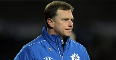 Mark Robins: Saw his side progress in the FA Cup