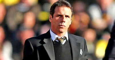 Zola eyeing career highlight