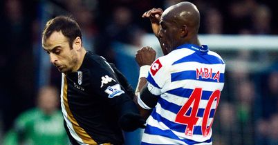 Stephane Mbia: QPR loyalty is in question
