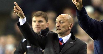 Ian Holloway: Crystal Palace manager still expects top-six spot