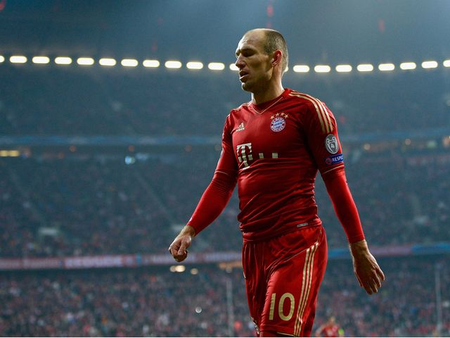 Arjen Robben: Set to be sold by Bayern