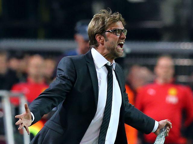 Jurgen Klopp: Wants his Dortmund side to keep their momentum