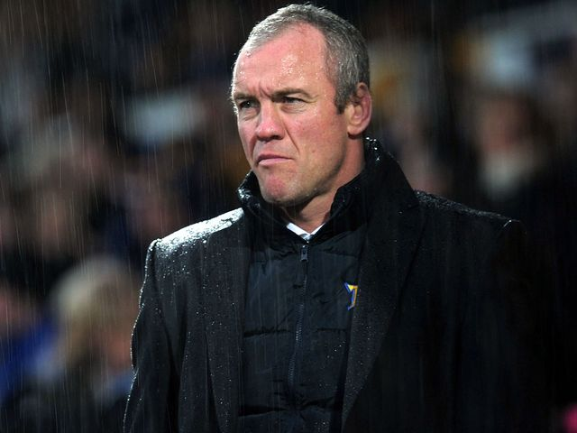 Brian McDermott: 'I wouldn't say we are in form'