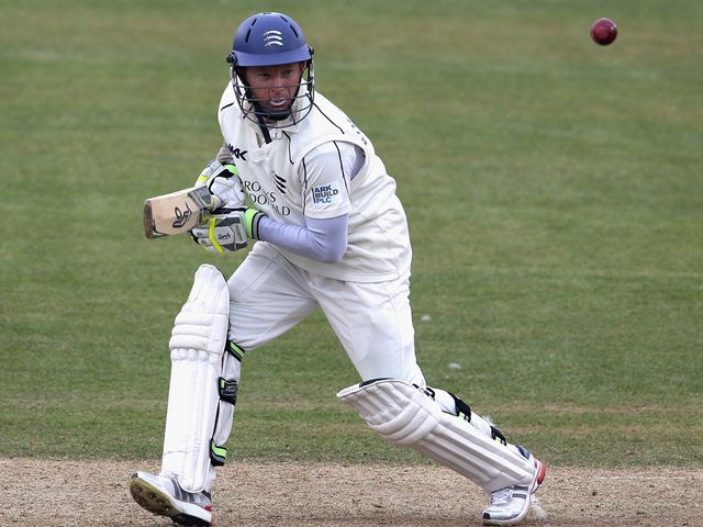 Chris Rogers: Helped Middlesex to victory