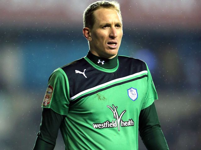 Chris Kirkland: Hoping to be available