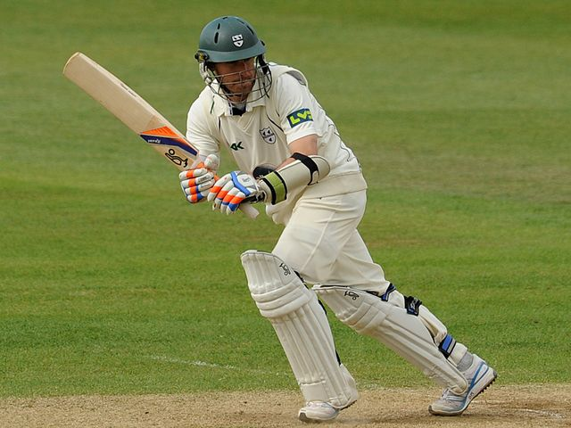 Daryl Mitchell: Hit 172 not out for Worcestershire