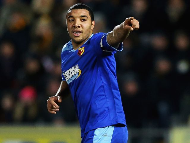 Troy Deeney: Grabbed brace in Watford win