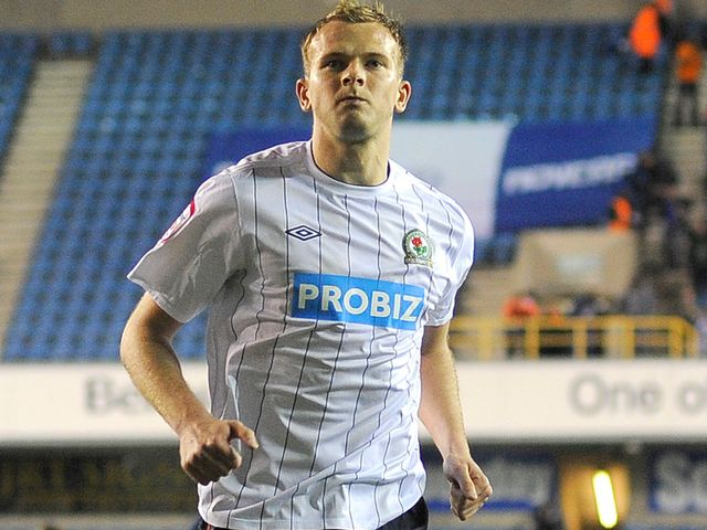 Jordan Rhodes: Scored an equaliser