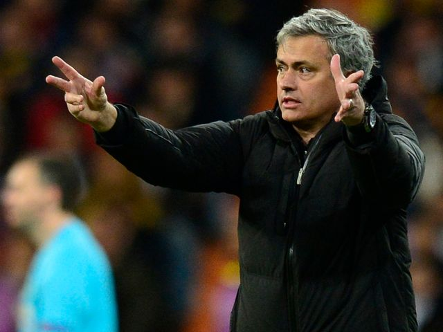 Jose Mourinho: Set to leave Madrid?