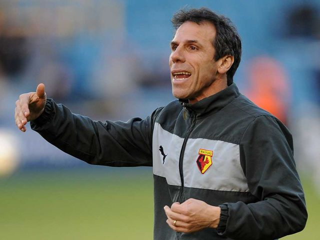 Zola: Delighted with fine victory