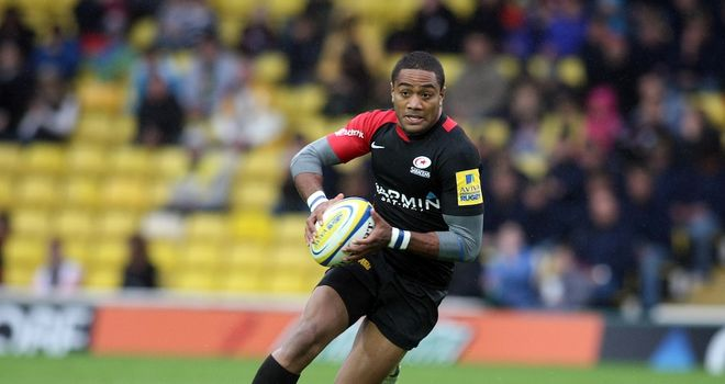 Michael Tagicakibau: Rejoining Saracens from Bristol