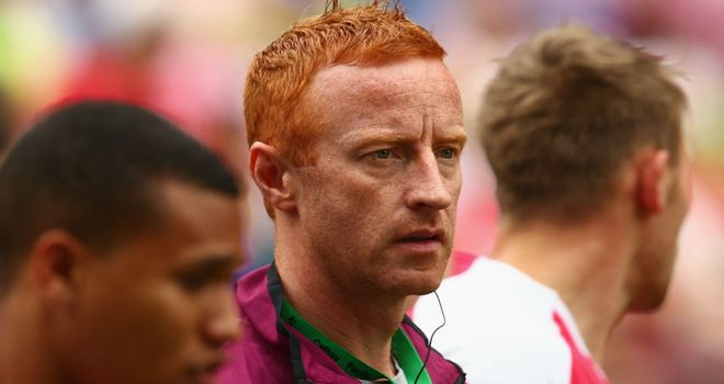 Ben Ryan: long-serving England Sevens head coach
